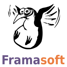 Logo de l'association framasoft